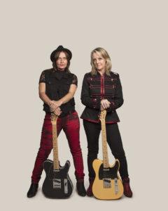 Kirsty Baird & Annette Hanley, Photo by Jo Hanley