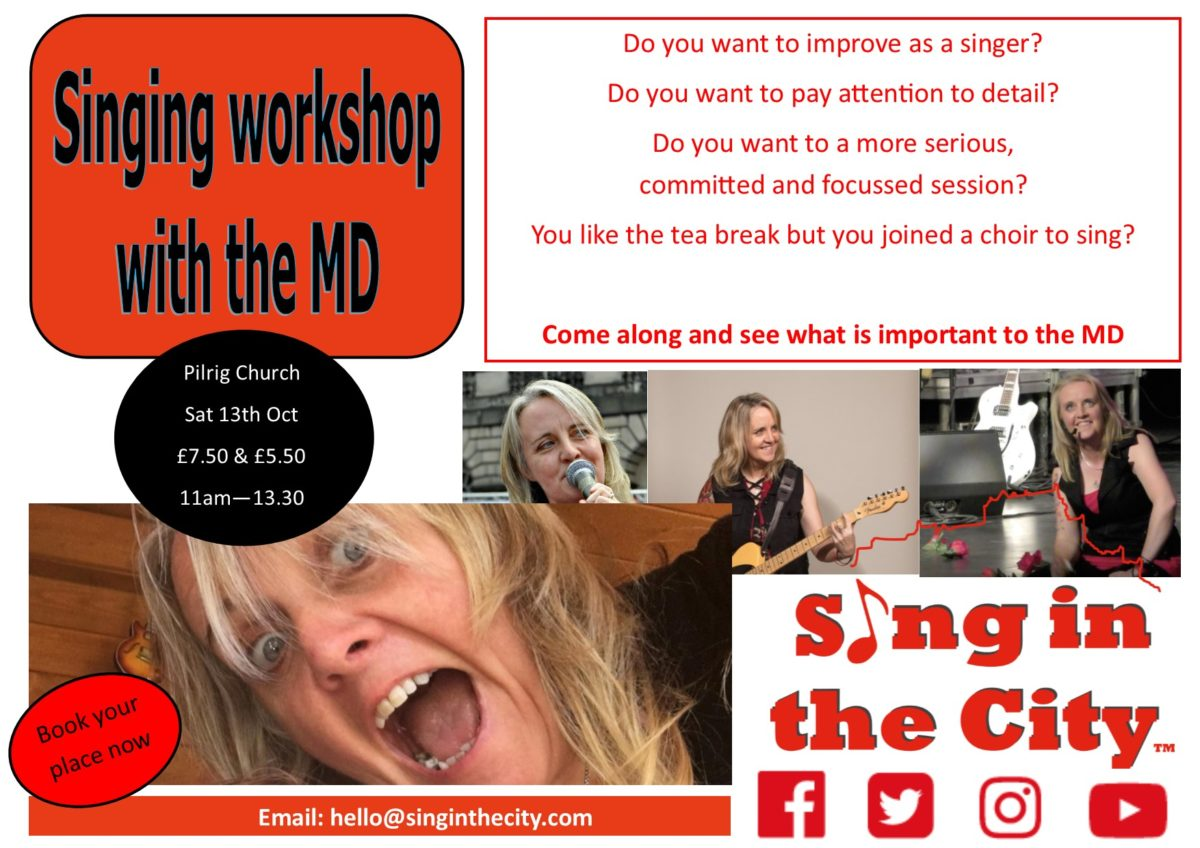 Poster for MD workshop – Attention to detail